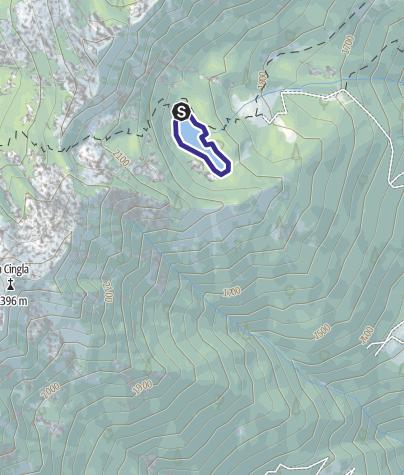 Mappa / Lago Vacarsa X
