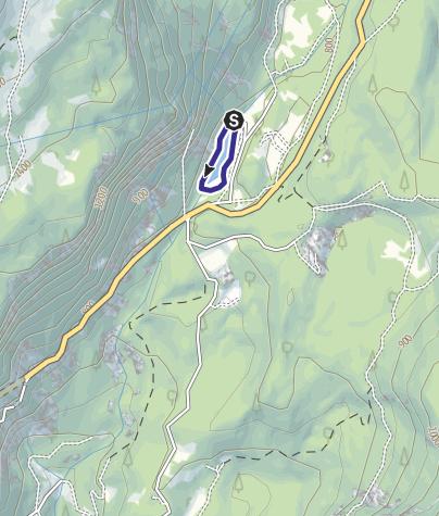 Karte / Lago Nembia