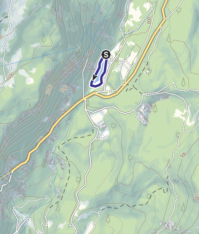 Mappa / Lago Nembia