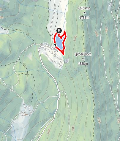Map / Lago Calaita G