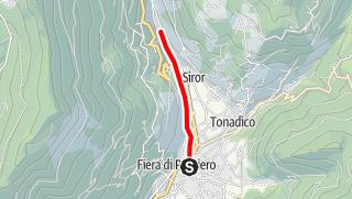 Map / Torrente Cismon L