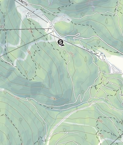 Karte / Lago Plank P