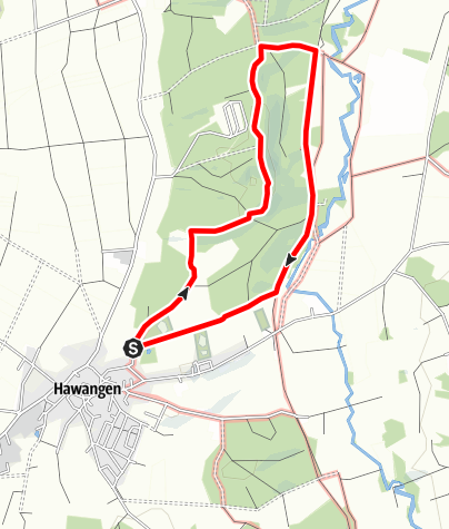 Karte / Schlossberg Runde