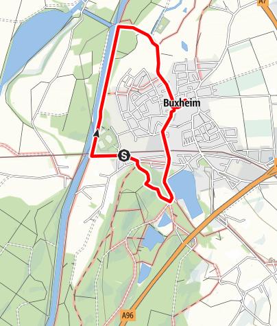 Karte / Kartäuserweg