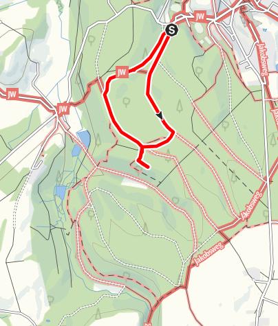 Karte / Walderlebnispfad Bad Grönenbach