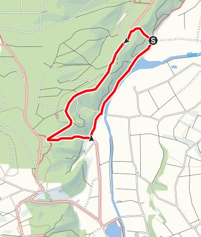 Karte / Gerstenberg Runde