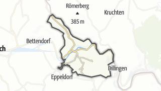 Hartă / Reisdorf