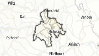 Hartă / Bourscheid