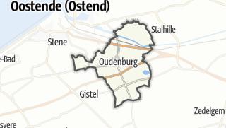 Cartina / Oudenburg