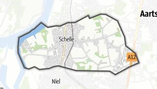 Mapa / Schelle