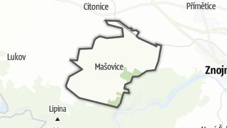 מפה / Mašovice