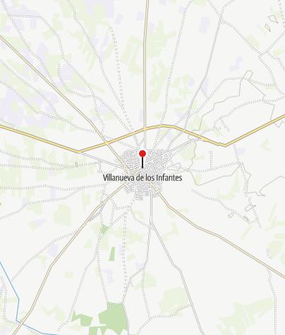 Map / Villanueva de los Infantes