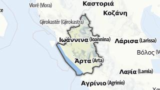 Map / Epirus
