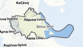 地图 / Thessaly