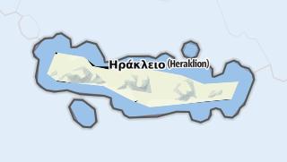 Hartă / Crete