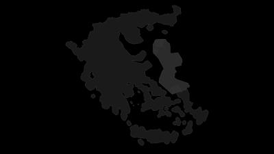 Mapa / North Aegean
