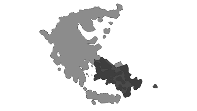 Mapa / South Aegean