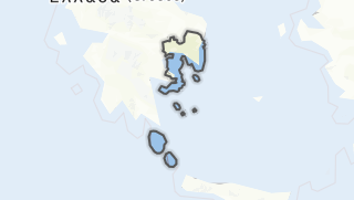 Karte / Attika