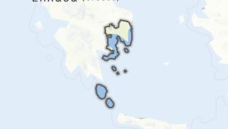 Mapa / Attika