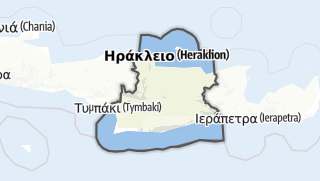 Mapa / Iraklio