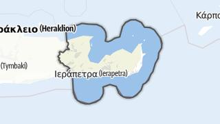 Mapa / Lasithi