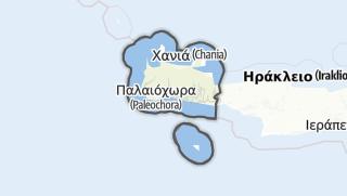 Mapa / Chania