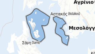 Mapa / Ithaka