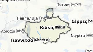Mapa / Kilkis