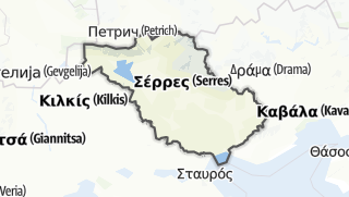 Mapa / Serres