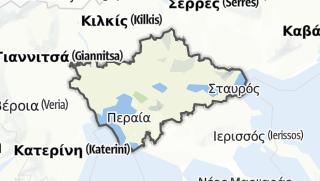 Kartta / Thessaloniki