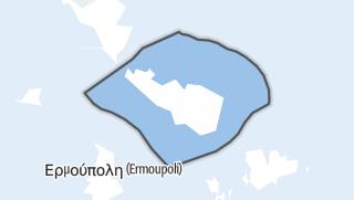 Mapa / Tinos