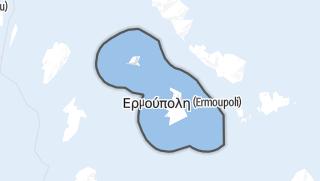 Mapa / Syros