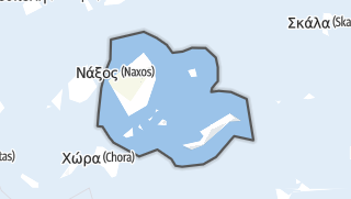 Mapa / Naxos