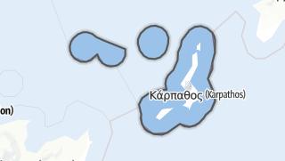 Mapa / Karpathos