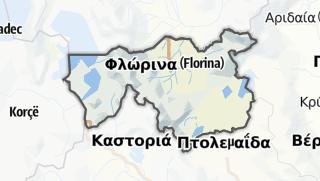 Карта / Florina