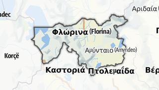 Kartta / Florina