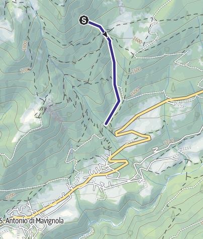 Karte / Rio Rastel Z