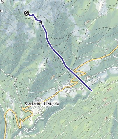 Karte / Rio Valchestria Z