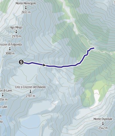 Cartina / Rio Lares G2