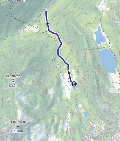 Karte / Rio Germenega G2