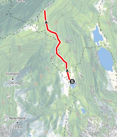 Map / Rio Germenega G2