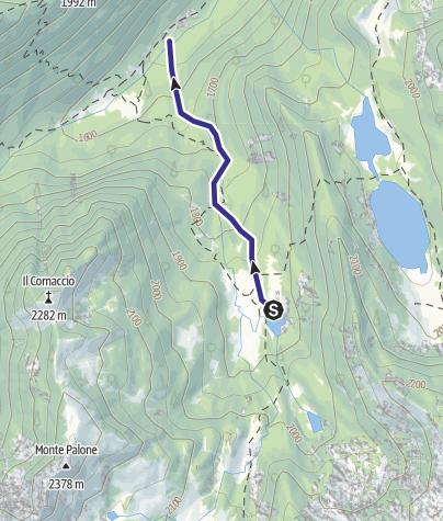 Mappa / Rio Germenega G2