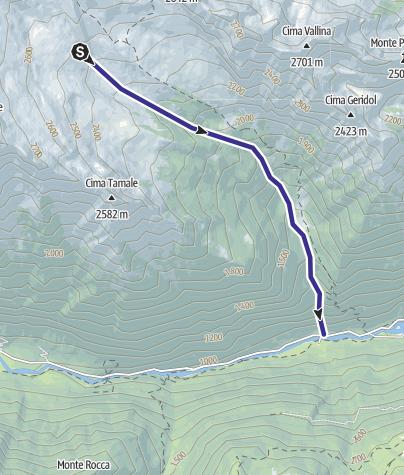 Cartina / Rio Nardis G2