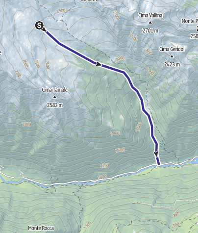 Karte / Rio Nardis G2