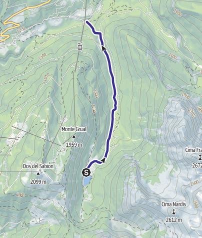 Mappa / Rio Valagola Z