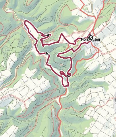 Karte / Traumschleife Murscher Eselsche