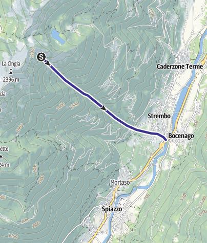 Cartina / Rio Vagogna Z