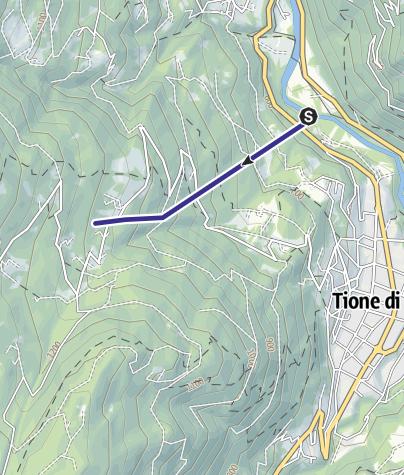 Karte / Rio Maftina Z