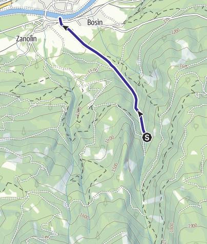Mappa / Rio Castellir C
