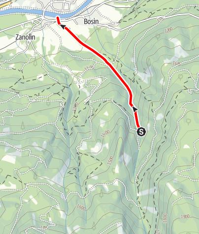 Map / Rio Castellir C